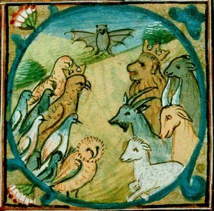 сочинения античных баснописцев