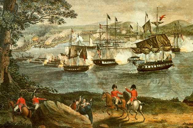 Англо американская война 1812