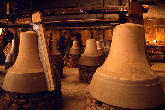 В Ярославской области будет публично отлит 1000-пудовый колокол.
