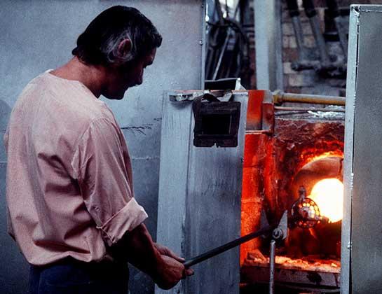 Печь для плавки металлов своими руками 98