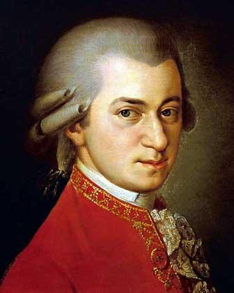 Вольфганг Амадей Моцарт 1001854_PH06761