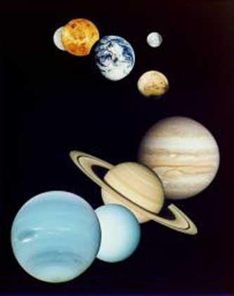 Небесное светило вместе со всеми планетами называются Солнечной системой.