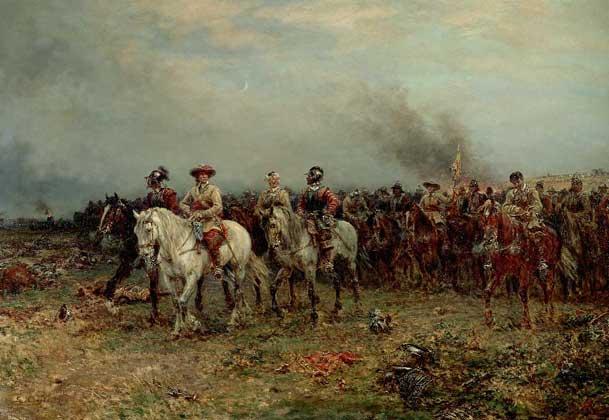 Барг Великая Английская Революция