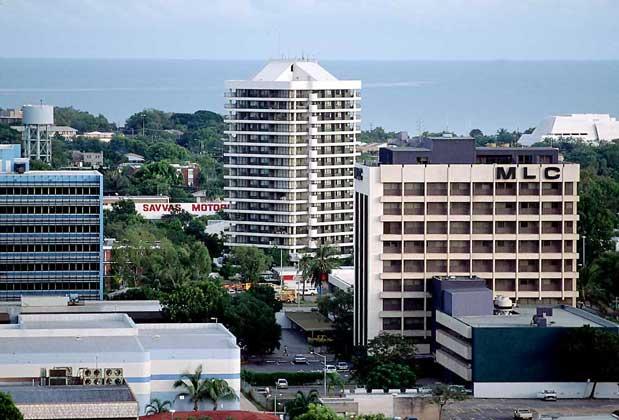 IGDA ДАРВИН, административный центр Северной территории, расположенный на северном побережье Австралии. Назван по имени английского естествоиспытателя Чарлза Дарвина.