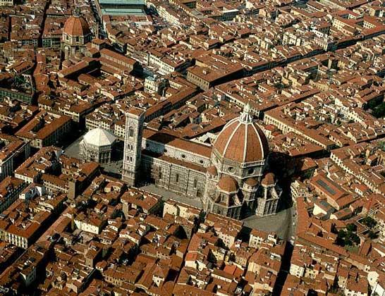 IGDA/Pubbliaerfoto     СОБОР САНТА МАРИЯ ДЕЛЬ ФЬОРЕ (Флоренция, 1296–1436)