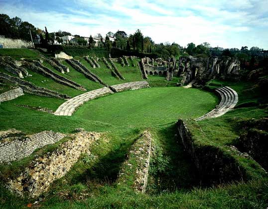 Igda g dagli orti древний римский амфитеатр в