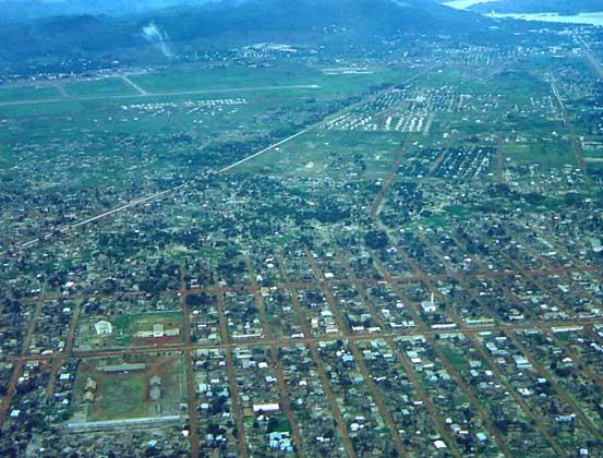 IGDA БАНГИ – столица Центральноафриканской Республики