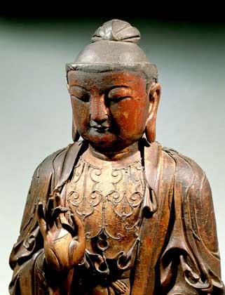 © DeA Picture Library/G. Dagli Orti     БУДДА, японская скульптура