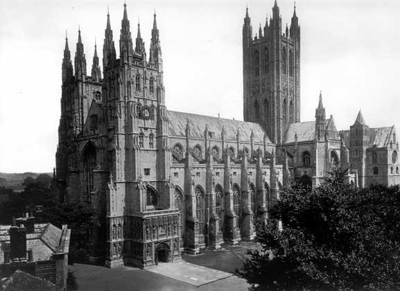 кентерберийский собор фото