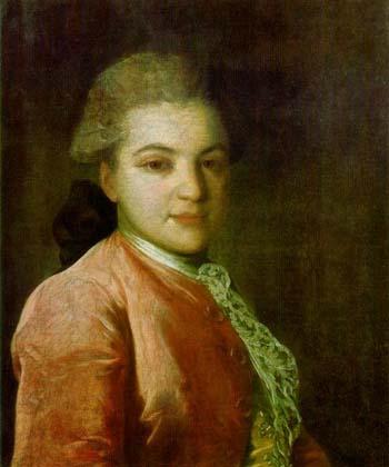 Начало 1770 х рокотов федор степанович