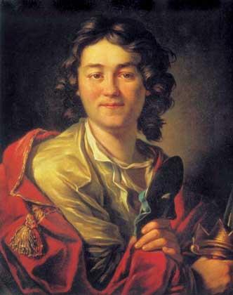 Антон павлович лосенко портрет