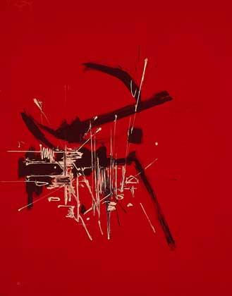 ТАШИЗМ - течение, близкое к абстрактному экспрессионизму, живопись действия, получившая распространение в...