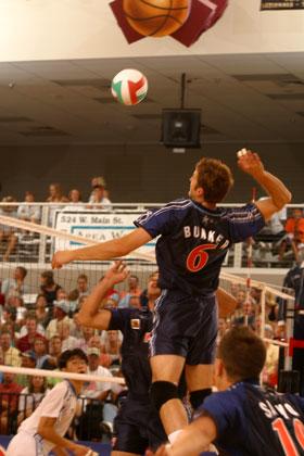 спортивная игра волейбол реферат