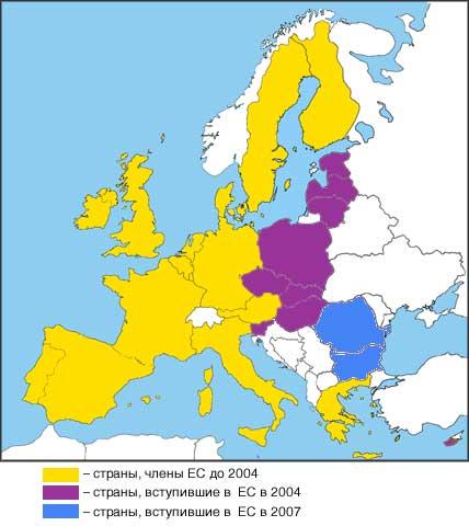 Член евросоюза с 2001 греция