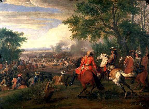 Война за испанское наследство доклад 8205