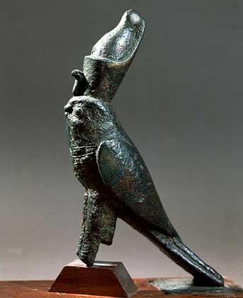 И нижнего египта – воплощение бога