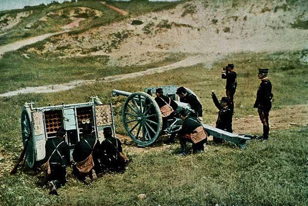 Igda g dagli orti французская батарея в битве