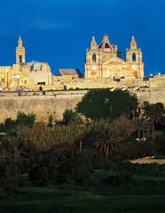 Images are provided courtesy of the Malta Tourism Authority, www.visitmalta.com     МДИНА – древняя столица Мальты