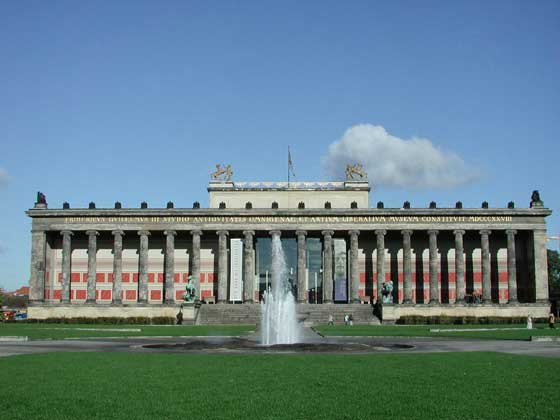 ©  www.berlin-tourist-information.de     СТАРЫЙ МУЗЕЙ (Altes Museum)