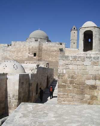 В ЦИТАДЕЛЕ г.Халеб (Алеппо, Сирия)