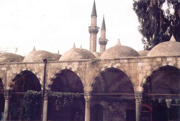 ТЕККЕ СУЛЕЙМАНИЙЕ в Дамаске