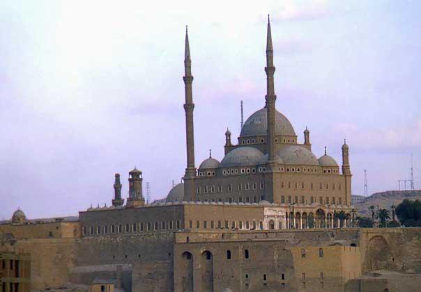 МЕЧЕТЬ МУХАММАДА АЛИ в Каире IGDA/A. Vergani