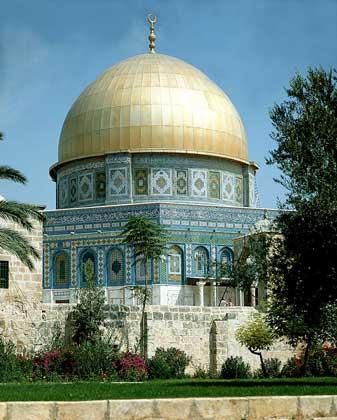 МЕЧЕТЬ КУББАТ АС-САХРА у Западной стены в Иерусалиме IGDA/G. Dagli Orti/G. Dagli Orti
