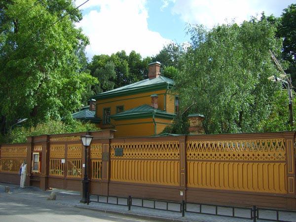 Картинки по запросу Музей-усадьба Л.Н.Толстого москва