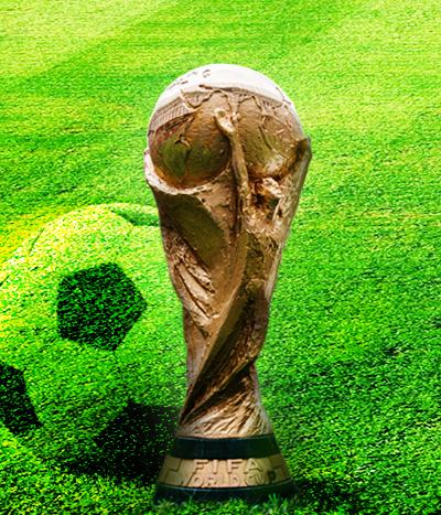 Кубок мира ФИФА - главный приз (трофей) чемпионата мира по футболу. Автор эскиза кубка - итальянский скульптор и дизайнер Silvio Gazzaniga.