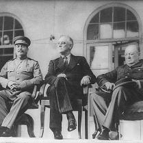 Тегеранская конференция 1943 года